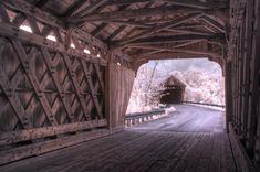 12) Willard Covered Bridge, Hartland