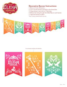 Image Result For Elena Of Avalor Party Supplies Princess 3rd Birthday Parties