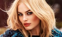 Margot Robbie Rocks Messy Waves for ELLE Cover Shoot - Fashion Gone Rogue