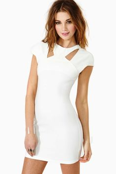 Sharp Aim Dress in What's New at Nasty Gal ($58.00) - Svpply