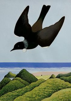 View Tui by Don Binney on artnet. Browse upcoming and past auction lots by Don Binney. Exhibition Film, New Zealand Art, Nz Art, Maori Art, Bird Tree, Contemporary Artwork, Heart Art, Bird Prints, Tree Art