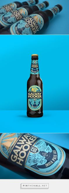 Galway Hooker 60 Knots — The Dieline - Branding & Packaging Design... - a grouped images picture - Pin Them All