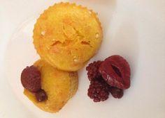 Magdalenas de calabaza para #Mycook http://www.mycook.es/receta/magdalenas-de-calabaza