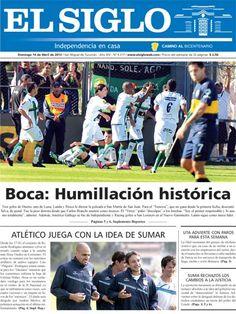 Diario El Siglo - Domingo 14 de Abril de 20 13