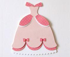 Princess Dress Princess Art Kids Wall Decor Art Matte by WallDuds, $25.00