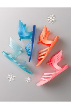 Ancient Greek Sandals 'Ikaria' Sandal @ Nordstrom.....Check out these pastel sandals. Great for the pool, yeah?
