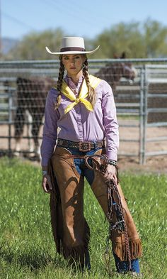 Fashion Special: Riding Out - COWGIRL Magazine