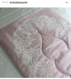 Hobbies And Crafts, Diy And Crafts, Muslim Prayer Rug, Abaya Pattern, Home Accessories, Diy Home Decor, Pillow Covers, Prayers, Embroidery