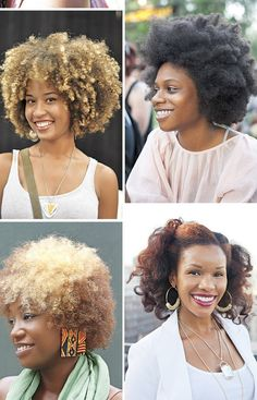 Is natural hair harder to grow?  ||. Photo Source: Essence Magazine By Jc of The Natural Haven The lovely Jaded remarks, 'I find it so odd that african americans just in general have such a hard time *relaxed or natural* growing…