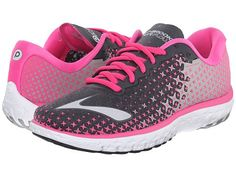 Brooks Pure Flow 5 for Women.my new favorite running shoe Addidas Shoes Running, Brooks Running Shoes, Best Running Shoes, Funny Running Shirts, Barefoot Running Shoes, Me Too Shoes, Women's Shoes, Fitness Fashion, Pure Products