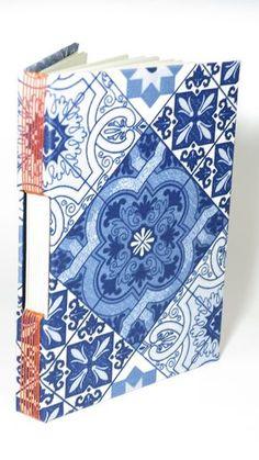 Caderno de Receitas Costura Longstitch | Ateliê Maria Maria | Elo7