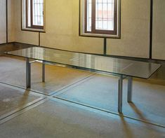 The Tables of Carlo Scarpa