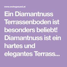 Ein Diamantnuss Terrassenboden ist besonders beliebt! Diamantnuss ist ein hartes und elegantes Terrassenholz, das widerstandsfähig und optisch ansprechend ist.