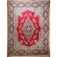 New Contemporary Persian Kerman Area Rug 1762 - Area Rug area rugs