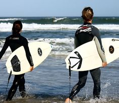 If you're looking for things to do in Daytona Beach, you can always add surfing to the list.