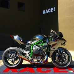 H2R FOR SALE.. ANYONE INTERESTED? @race1_sa