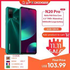 "DOOGEE N20 Pro Helio P60 Octa Core Quad Camera Mobile Phones 6GB RAM 128GB ROM Global Version 6.3"" FHD+ Android 10 OS Smartphone doogee s90,doogee s95 pro,doogee y8,doogee n20,doogee s55,doogee s68,doogee s95,doogee x55,doogee x50,doogee smartphone,téléphone doogee,doogee phone, #doogees90 #doogees95pro #doogeey8 #doogeen20 #doogees55 #doogees68 #doogees95 #doogeex55 #doogeex50 #doogeesmartphone #téléphonedoogee #doogeephone"