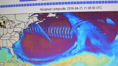 Huge Wave Anomaly Appears Over New York and Upper East Coast