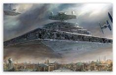 Imperial Super Star Destroyer