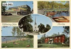 Hälsning från Arvika 1960-tallet
