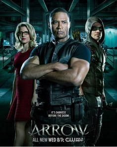 The CW has unveiled a couple of teaser posters for upcoming episodes of Arrow and The Flash, with Barry Allen recreating the explosion which gave him his powers and Ollie. Arrow Movie, Arrow Tv Series, Stephen Amell Arrow, Arrow Oliver, Green Arrow, The Cw, The Flash, Serie Marvel, Arrow Season 4