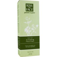 Coconut Free - Kiss My Face - Start Up (Exfoliating Face Wash)
