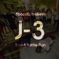 #boostbirhakeim - Boost Battle Run J-3 - Nicolas Leconte©