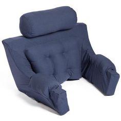 Bed Rest Pillow, Back Pillow, Bed Pillows, Cushions, Back Support Pillow, Support Pillows, Reading Pillow, Reading In Bed, Sleep Apnea Pillow