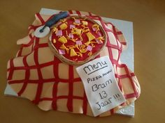 pizza taart!!