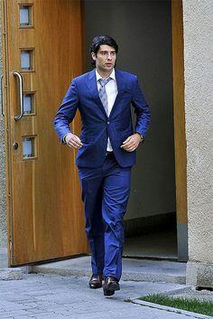 Vedran Ćorluka dressed as a bus driver to the Modric's wedding (June 2011).