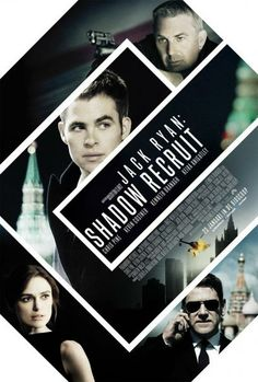 New International Poster and Photos From Jack Ryan: Shadow Recruit - ComingSoon.net