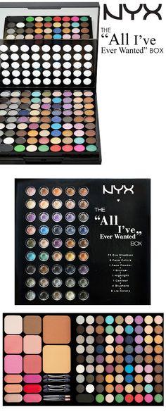 NYX Set Makeup Thw $34.99