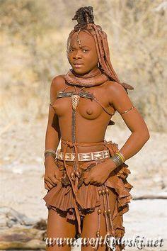 Himba woman , Angola/Namibia