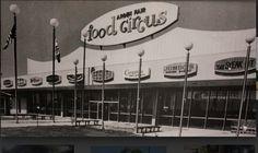 Food Circus at Arden Fair Mall, Sacramento Ca #MyHometownPins