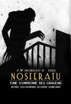 Image result for nosferatu poster
