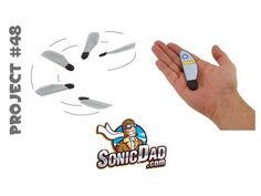 ▶ Make a Miracle of Nature: SonicDad Project #48 - Sonic Mini Monocopter - YouTube