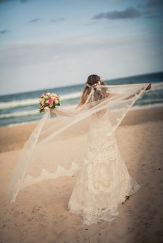 Brazilian Beach Wedding See more here: http://fabioazanha.com/