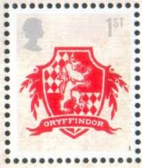 Literary Stamps: Rowling, J.K