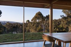 Buxton Rise Australian Architecture, Architecture Design, Roof Design, House Design, Melbourne, Laminated Veneer Lumber, Masonry Wall, Open Plan Living, Outdoor Areas