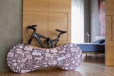 Fancy - Velo Sock Indoor Bicycle Cover