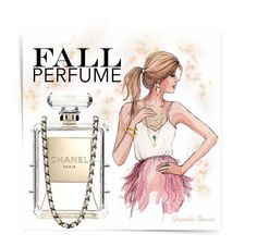 """""""Fun Fall Fragance"""" by grachy ❤ liked on Polyvore featuring beauty, See by Chloé, Chanel and polyvoreeditorial"""