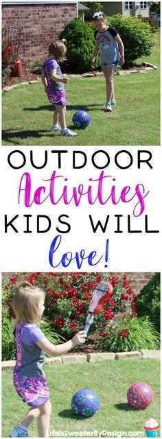 Fun outdoor activiti