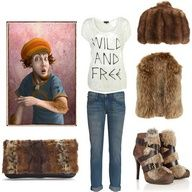 Grover inspired outfit from Percy Jackson