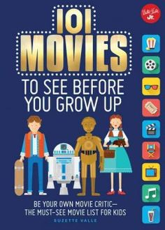 The handbook for movie-lovers of all ages, helping both kids and parents choose classic and contemporary movies appropriate for the entire family.