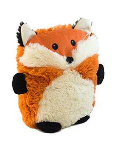 Intelex Hooty Friends Microwavable Heatable Plush, Fox Intelex http://www.amazon.com/dp/B00M4J1WT8/ref=cm_sw_r_pi_dp_rufnwb1KHT3FC