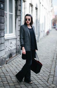 Spring: Flared Jeans | Basic Apparel