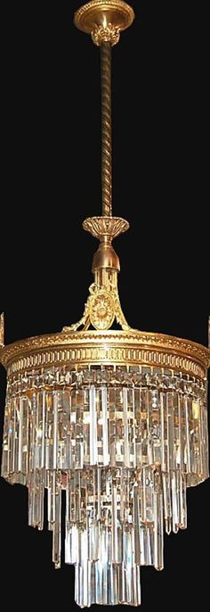 NEXT THEME: Beautiful chandeliers
