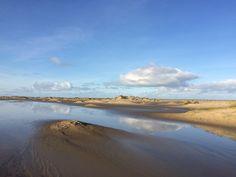 Ameland, strand bij Hollum