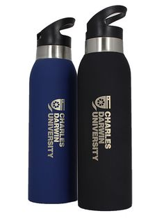 CDU THERMO STAINLESS STEEL DRINK BOTTLE 500ml from Charles Darwin University Bookshop