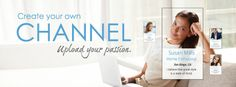 The NEW TDN Channels are here! Upload your passion TODAY. #tdnchannels http://www.thedesignnetwork.com/channels.php